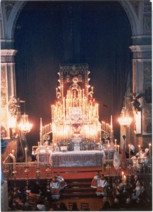 Septenario Virgen del Valle 1958