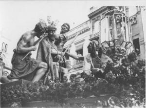 Santo Entierro grande del  17 de abril de 1965
