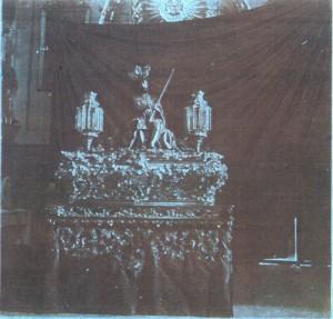 Paso de la Coronación en 1918
