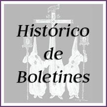 Histórico de Boletines