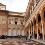 Patio-de-Monterías-en-el-Real-Alcázar-de-Sevilla