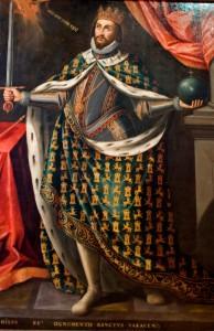 Retrato Rey Fernando III