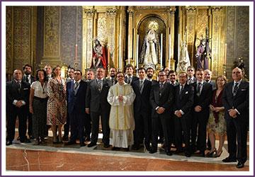 Foto Grupal Jura de la Junta de Gobierno 30 julio 2018
