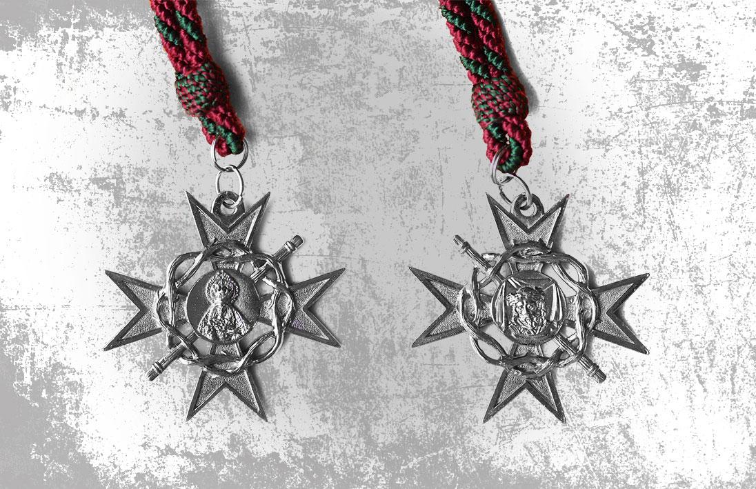 Medalla Hermandad del Valle