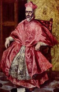 Retrato del cardenal Niño de Guevara