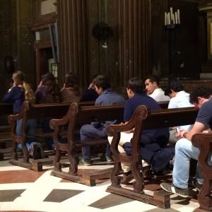 catequesis juventud oracion
